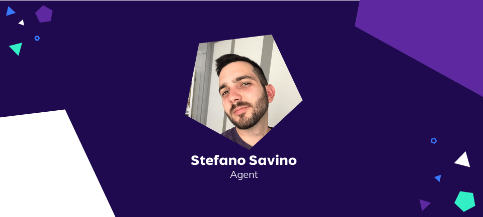 Stefano Work from home